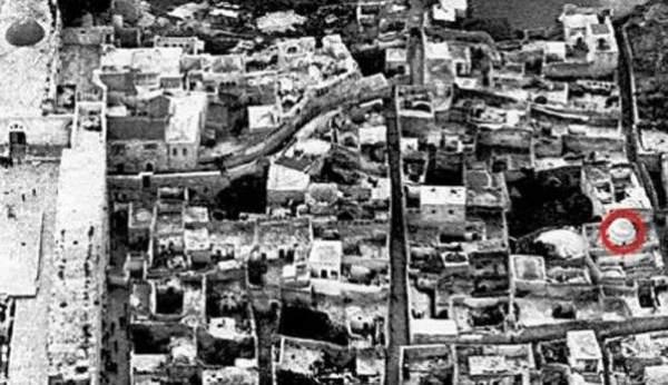 Moroccan quarter